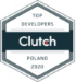 Clutch Top Developer Poland